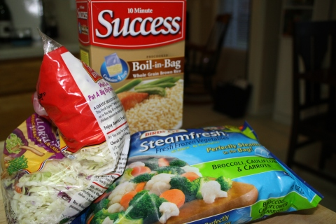 The Pantry Staples
